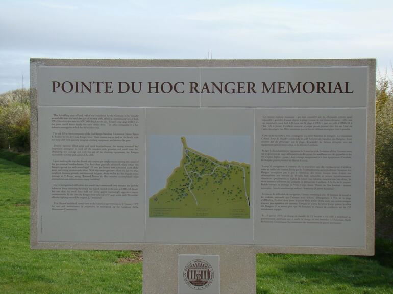 Ranger Memorial - Paris