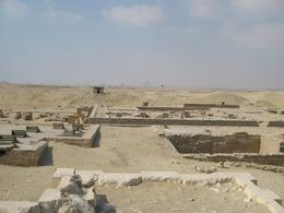 SURROUNDING EXCAVATIONS - August 2010
