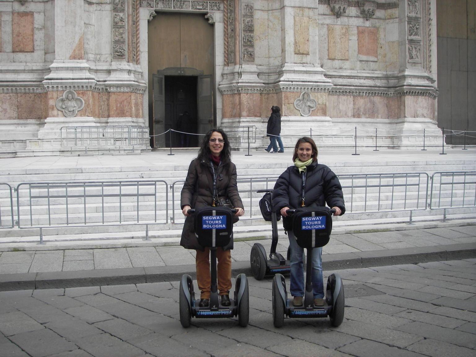 MÁS FOTOS, Bologna Segway Tour