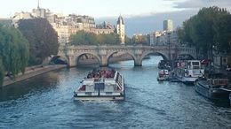 Seine October 2015 by Maria , Maria G - October 2015