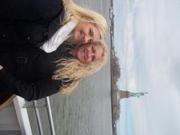 Audrey and Adelene, island cruise. , Audrey O - April 2014