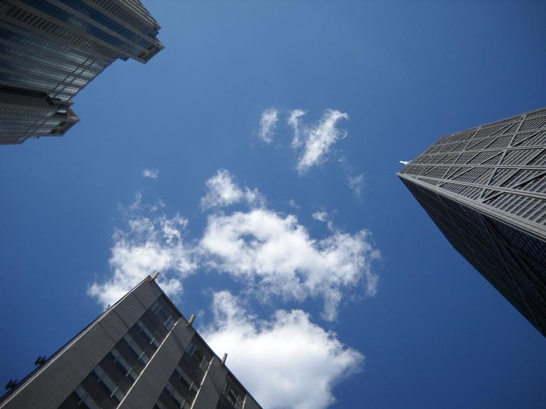 Touching the Sky - Chicago