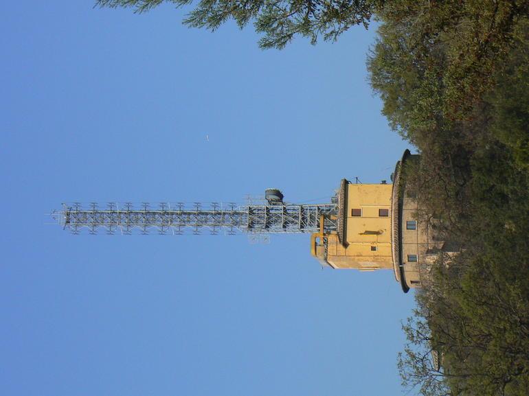 Vatican radio station - Rome