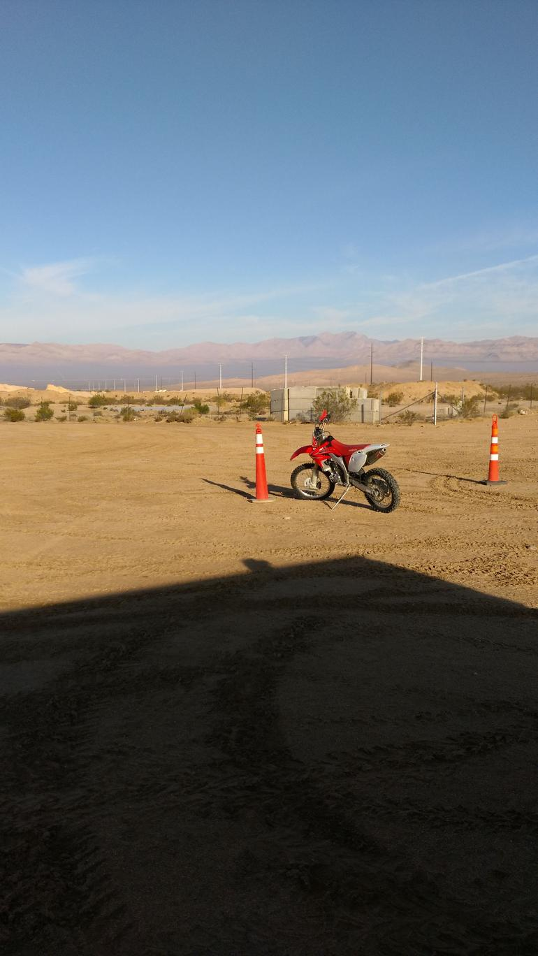 Hidden Valley and Primm Extreme Dirt Bike Tour photo 31