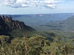 Blue Mountains view , sowers1011 - November 2016