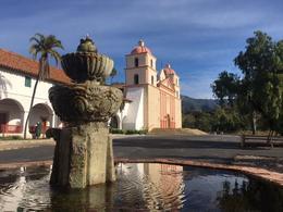 Santa Barbara Mission , Jennifer J - March 2017