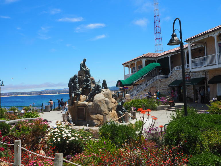 Monterey, Carmel and 17-Mile Drive - Full Day Tour from San Francisco