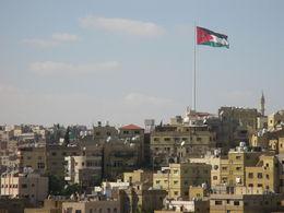 Amman from the Citadel , Toney H - July 2015