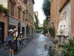 Back streets of Rome are a delight! , Marie P - November 2012