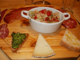 Beautiful lunch and wine-tasting at authentic Italian winery! , Kelly D - October 2013