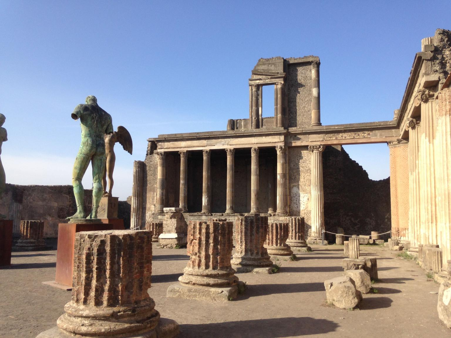 MORE PHOTOS, Skip-the-line Small-Group Pompeii Tour with a Local Archaeology Expert Guide