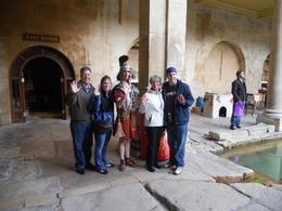 Family with the guide. , STEFANIE S - March 2011