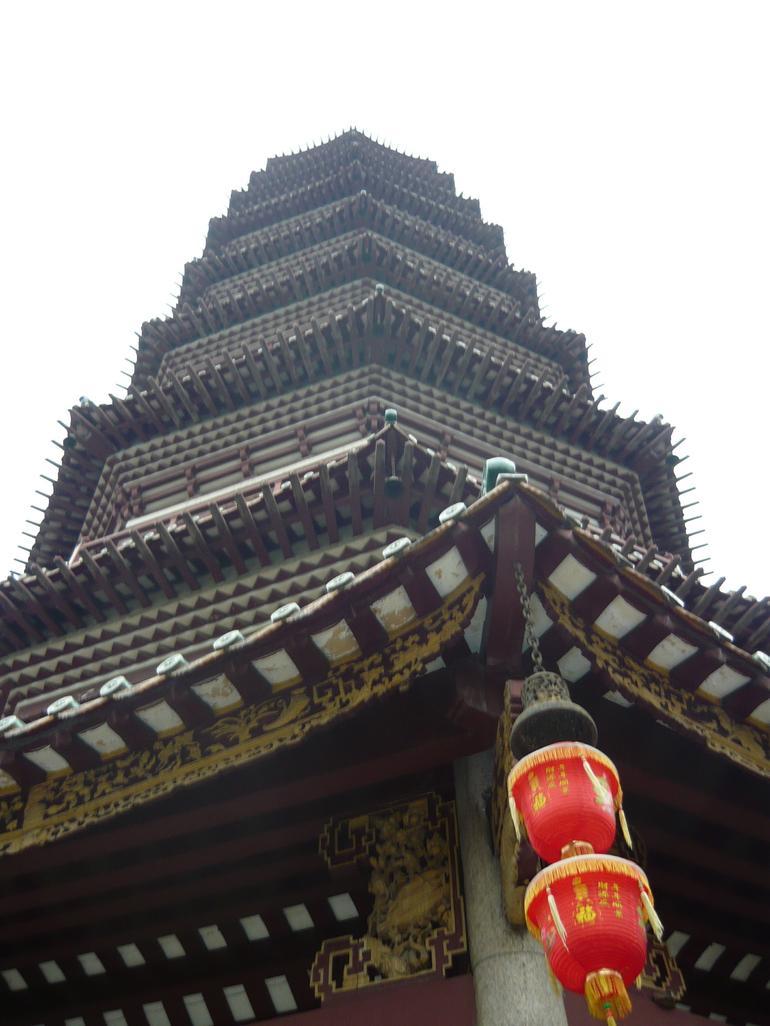 Buddhist Temple - Hong Kong