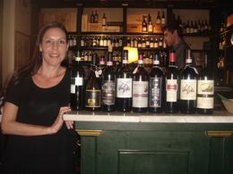 Wines were tasted, Graciella Cremonini - June 2010