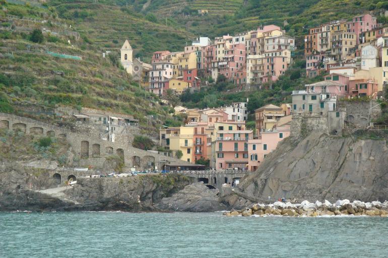 Cinque Terre Day Trip from Milan - Milan