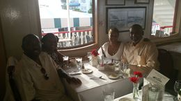 We had a wonderful time with our friends Derrick and Rolanda on the Dinner Cruise, and the dinner was very tasty. The entire experience was very nice! , Daniele A - June 2015