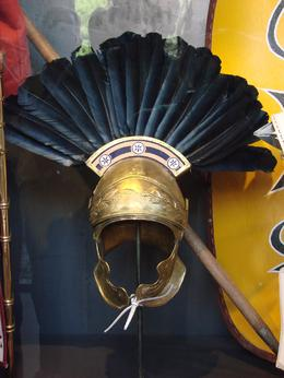 Gladiator Head Gear, Charlene T - October 2010