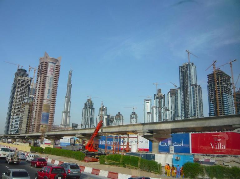 Dubai Cityscape - Dubai