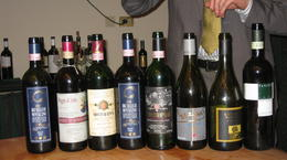 The line-up...... , Jean K - February 2011