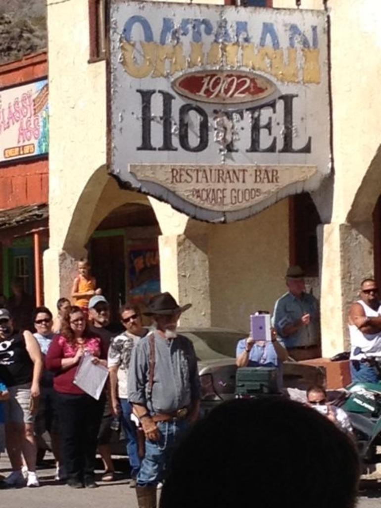 Historic Oatman Hotel - Las Vegas