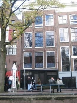 You will not have enough time to tour the inside, because the lines are usually long. You will go by this on the boat ride. It is also very close to Dam Square, so you can walk by it., Annalisa O - October 2009