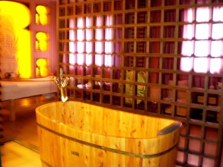 Indoor bath - Xian