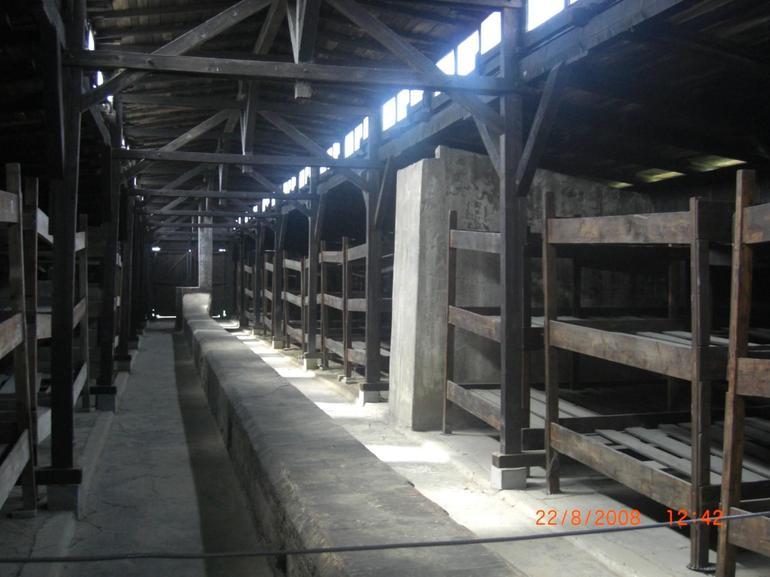 Inside Birkenau - Krakow