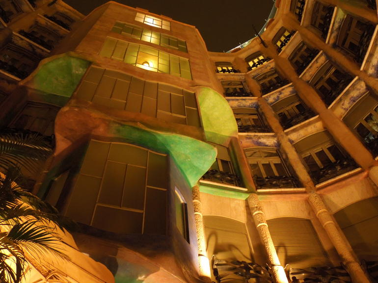 La Pedrera Night Experience: Visit + Audiovisual Display on the Roof Terrace photo 25