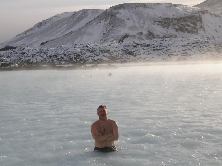 Mayor Scott Avedisian - Reykjavik