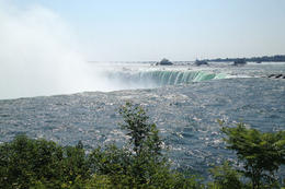 The famous Falls, Jules & Brock - September 2012