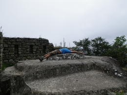Just taking a snooze on a rock., Rodrigo E - December 2011