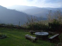 Beautiful scenery of Tuscany., BEV B - January 2009