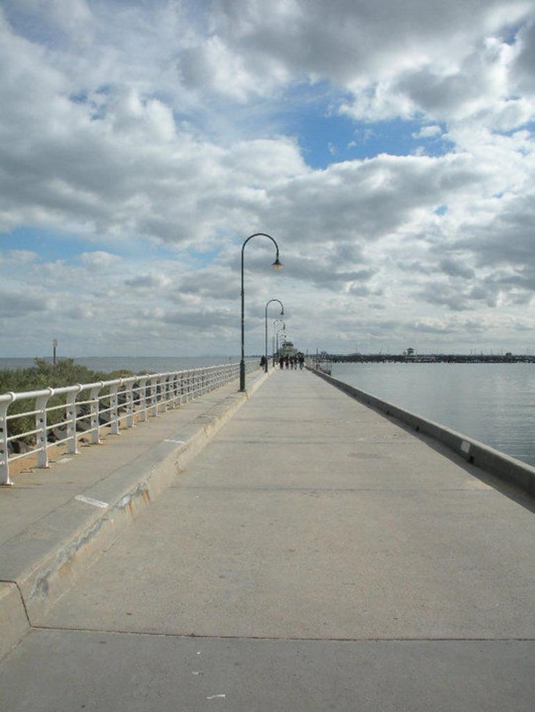 St. Kilda Pier, Melbourne -
