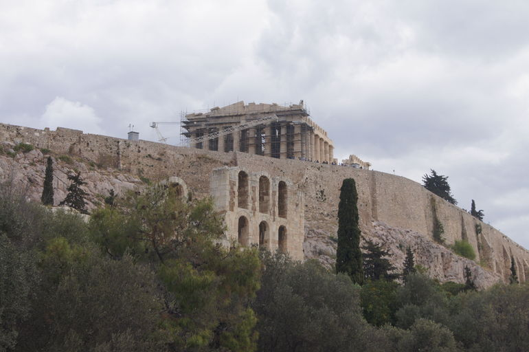 Athens Sightseeing with Acropolis Museum