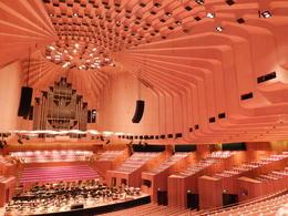 Inside the Opera House is breathtaking - November 2013