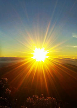 First Glimpse of the Sunrise! Just Amazing! , James S - September 2016