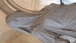 Amazing sculpture in The Louvre , Kimberly K - October 2015
