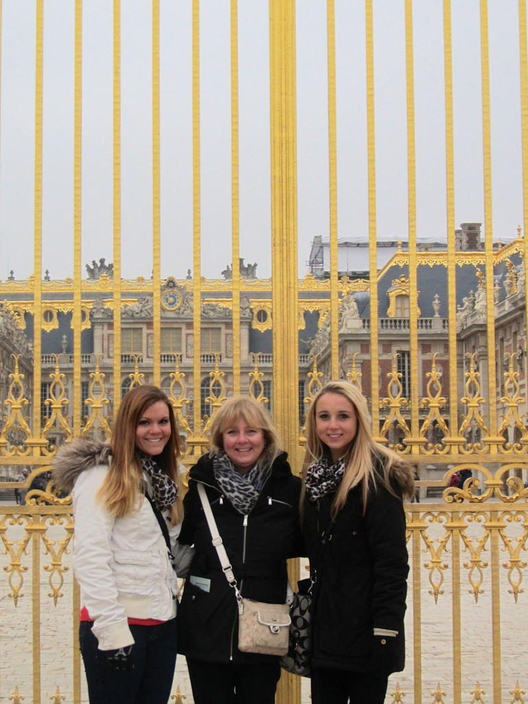 Versailles Golden Gate - Versailles