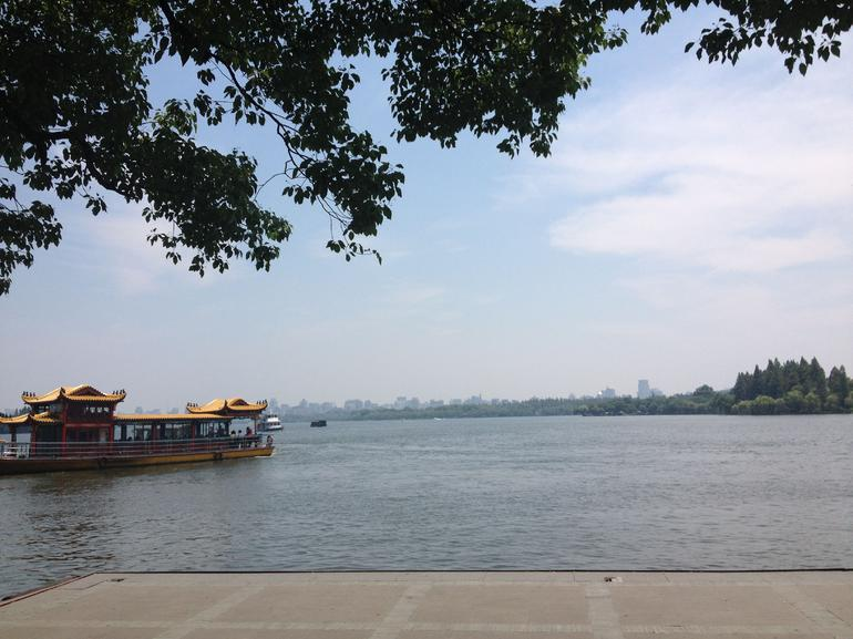 West Lake in Hangzhou - Shanghai