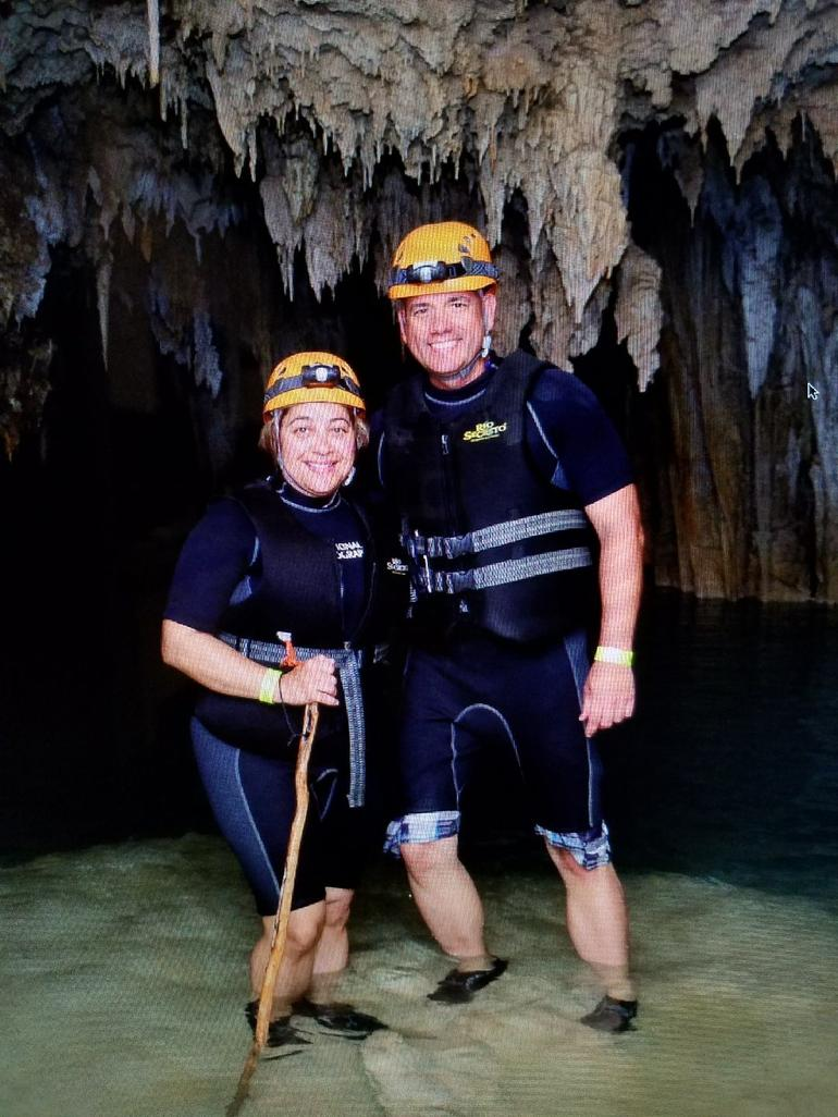 Rio Secreto Underground River Tour with Crystal Caves photo 8