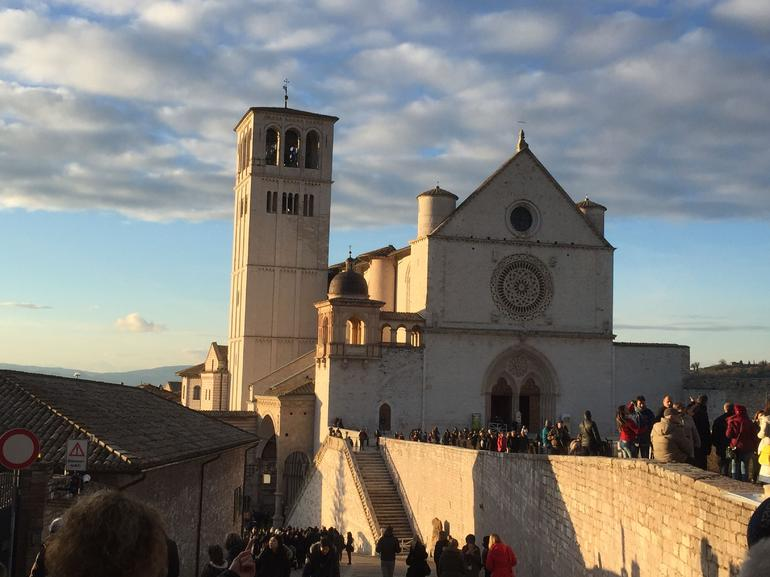 Assisi and Orvieto Day Trip from Rome photo 11