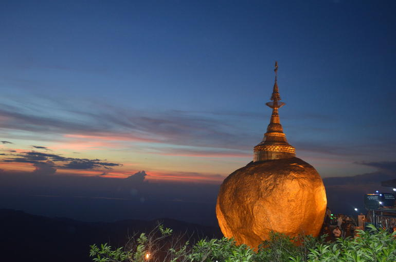 Bago Private Full Day Including Lunch With English Local Guide From Yangon