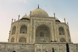 The beautiful Taj Mahal - September 2012