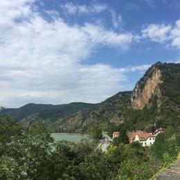 Of the Danube River , Jade - September 2016