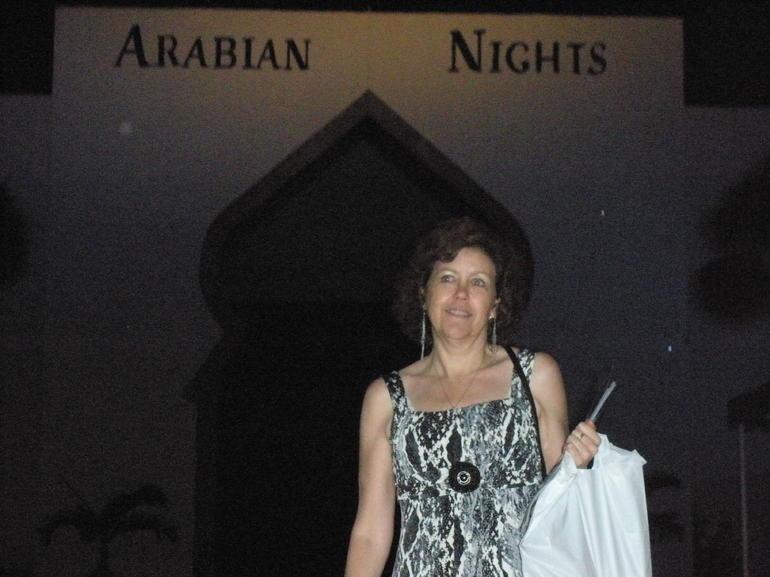 Arabian Nights - Orlando