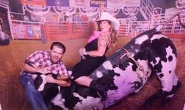 Billy Bob's Texas Honky Tonk, Amberleigh E. - June 2014