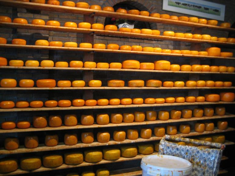 Cheese Factory - Amsterdam