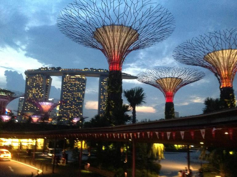 @ Garden by the Bay - Singapore