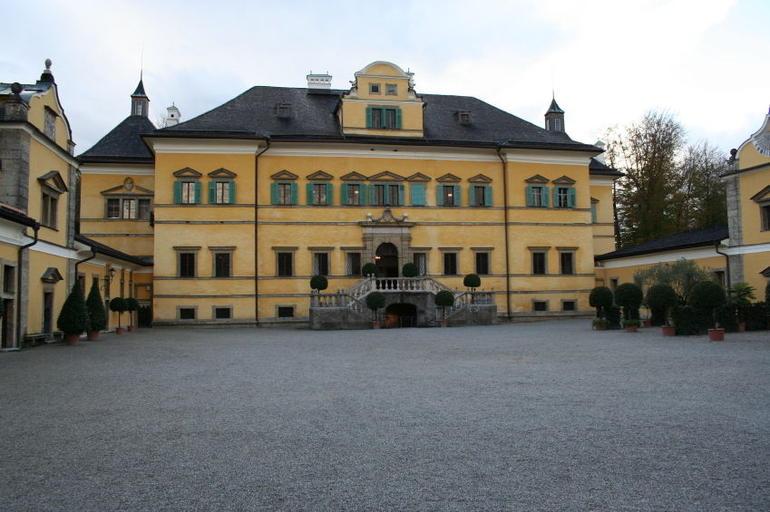 Hellbrunn Castle, Salzburg - Salzburg