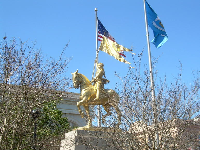 Joan of Arc - New Orleans